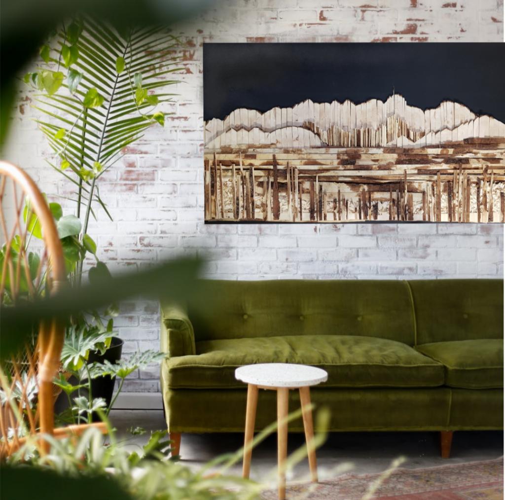 Gemeinschaftswerk mit dem Schreinermeister Florian Stocker - Bild steht zur Verfügung zum Kauf oder Miete